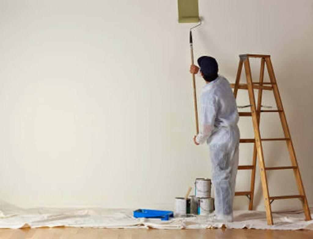 vai trò của sơn lót tường khi sơn tường nhà