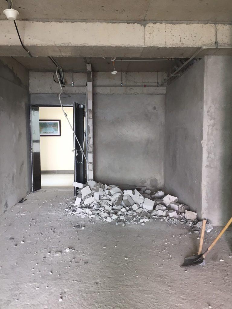 Kinh nghiệm thi công hoàn thiện nhà chung cư bàn giao thô