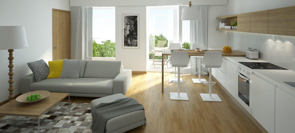Kinh nghiệm hoàn thiện nội thất nhà thô cho người mua nhà lần đầu