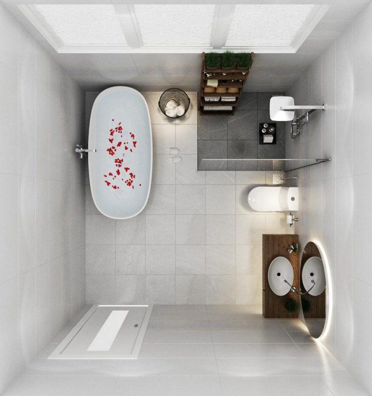 thành quả phòng tắm đẹp và sang trọng
