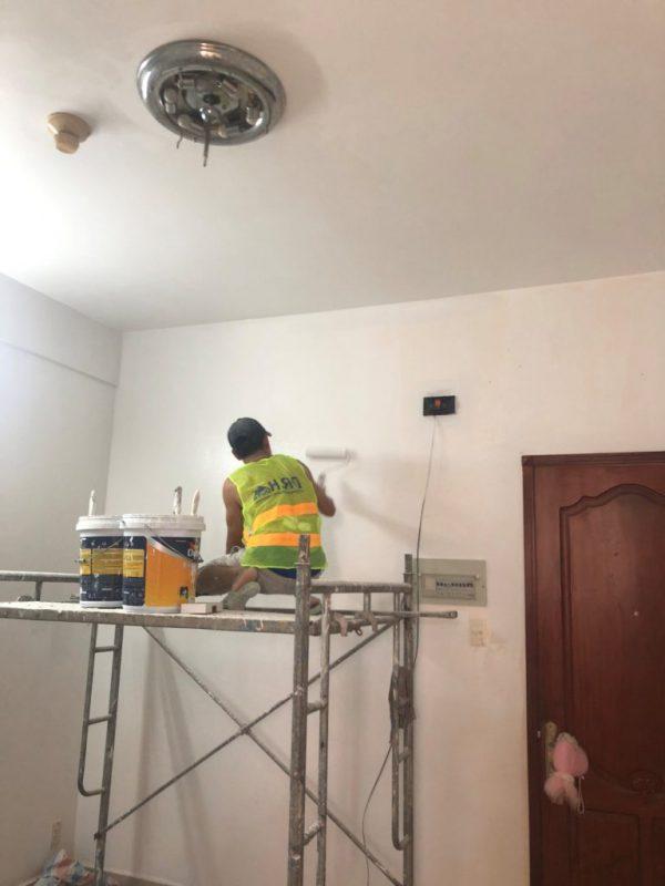 sửa chữa căn hộ chung cư đòi hỏi sự tỉ mỉ, cẩn trọng.