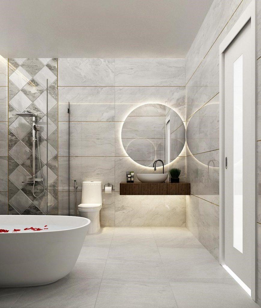 Phòng tắm tuyệt đẹp