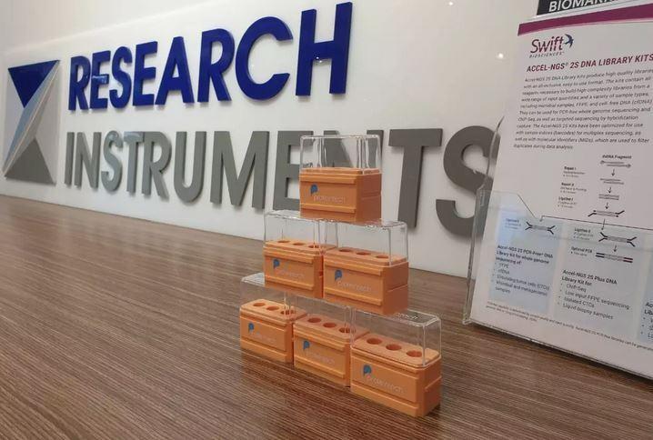 VĂn phòng Research Instrument