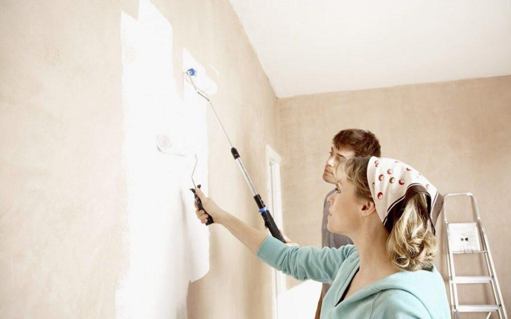 Chọn màu sơn mới - thao tác bắt buộc trong quy trình sơn sửa nhà phố