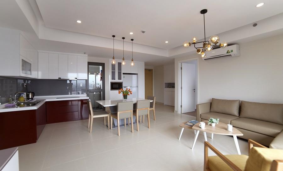 Vén màn bí mật dịch vụ hoàn thiện căn hộ chung cư