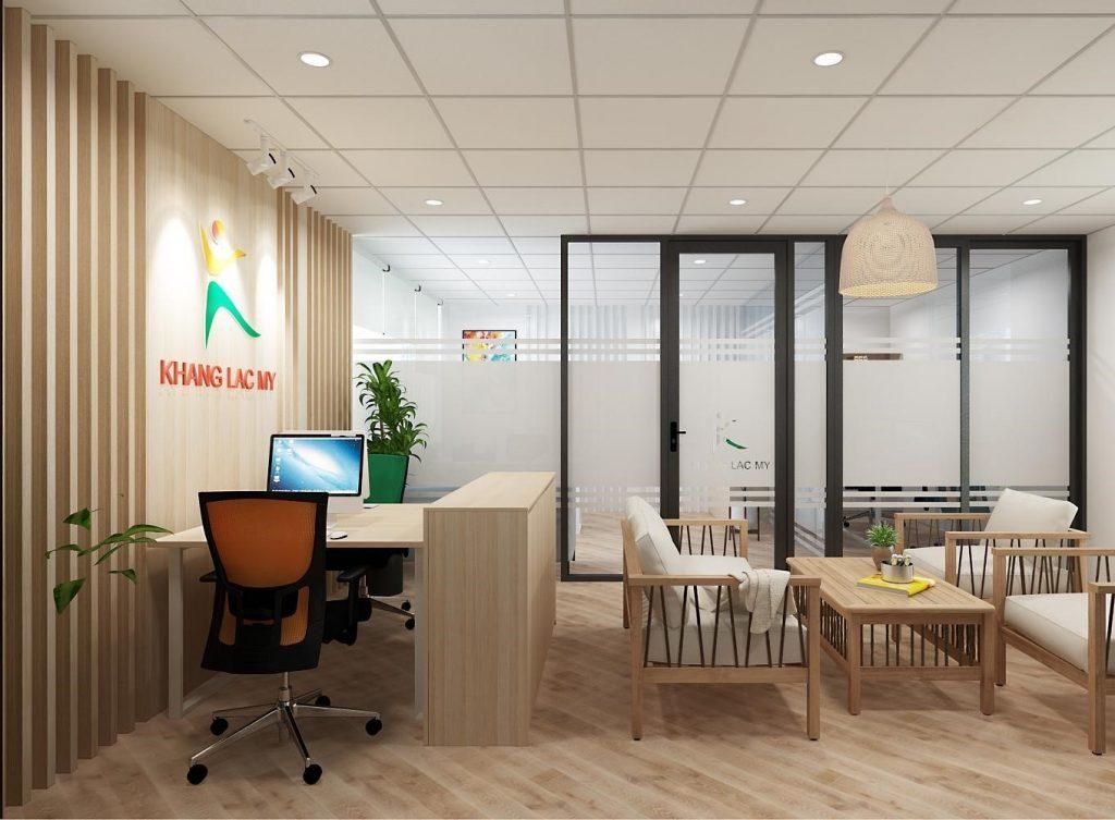 Vì sao Khang Lạc Mỹ thi công sửa chữa văn phòng tại Dr. House?