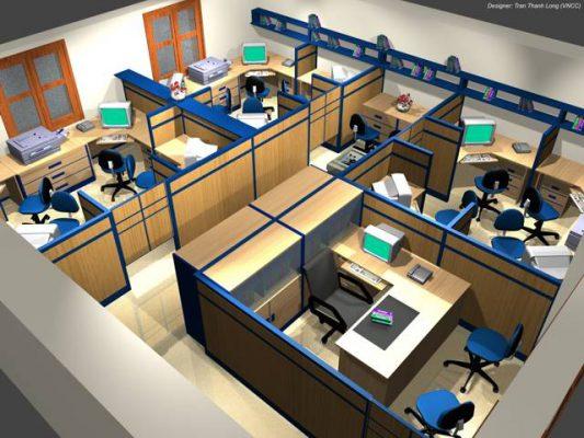 Sửa chữa văn phòng