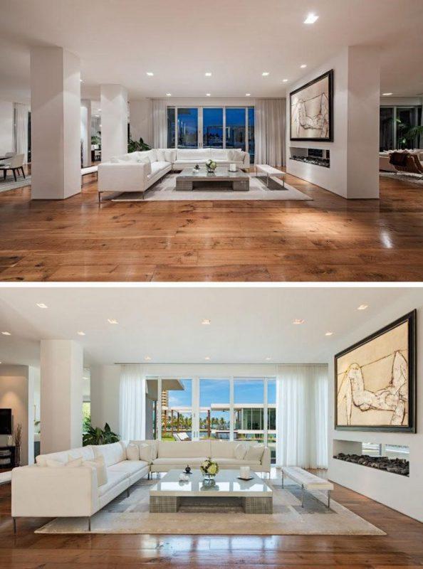 The Floating Frames House by Kobi Karp Architecture & Interior Design