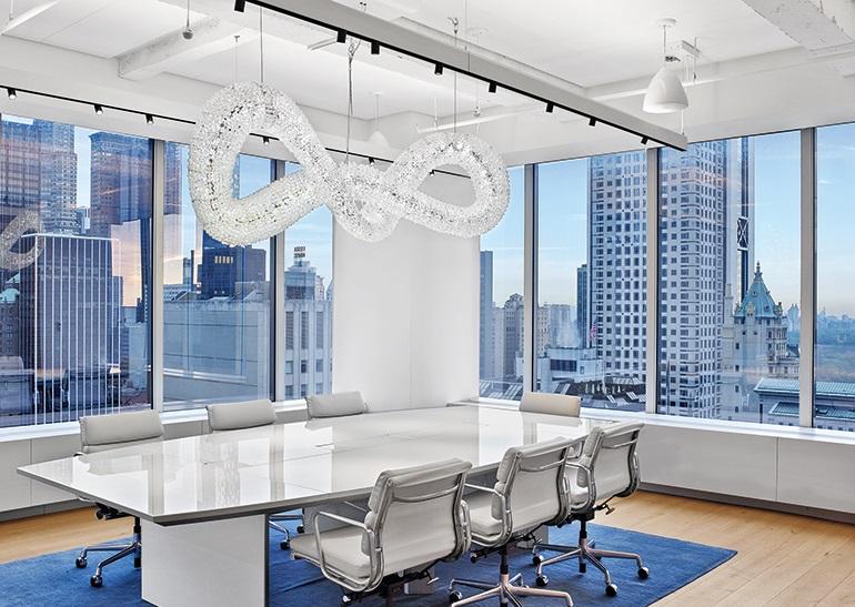 Tư vấn thiết kế nội thất văn phòng 40m2