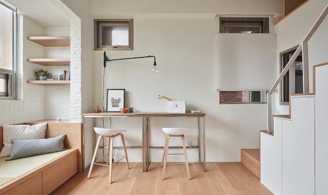 Những phong cách thiết kế căn hộ 30m2 siêu ấn tượng