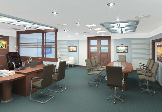 Thế nào là thiết kế nội thất văn phòng theo phong cách tối giản?