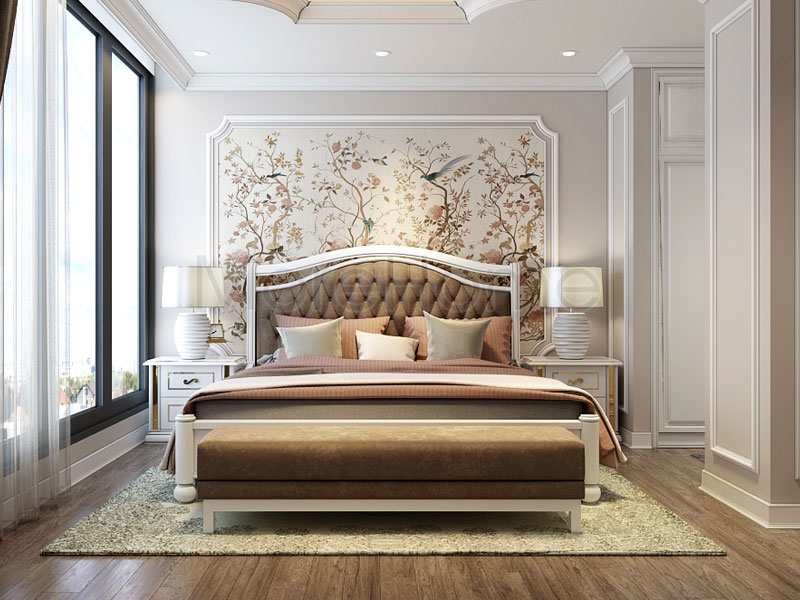 Những phong cách thiết kế nhà chung cư 2 phòng ngủ