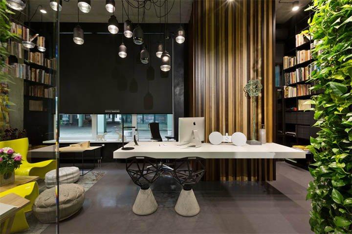 10 xu hướng thiết kế nội thất văn phòng lên ngôi năm nay