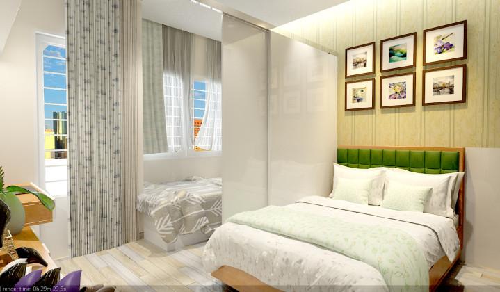 thiêt kế nội thất phòng ngủ