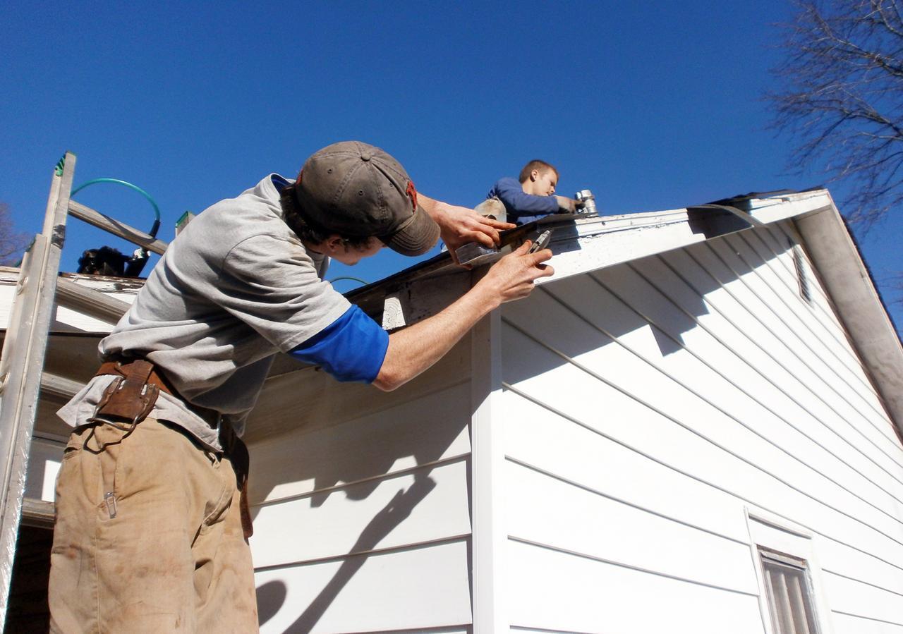 Công nghệ lạc hậu - sửa chữa nhà