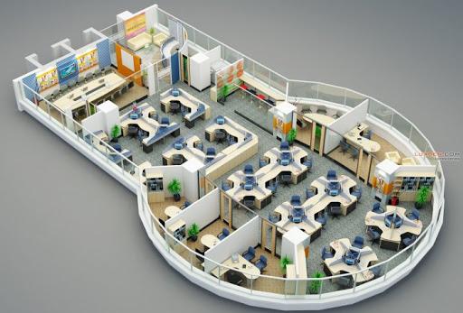 Dr. House sửa chữa văn phòng