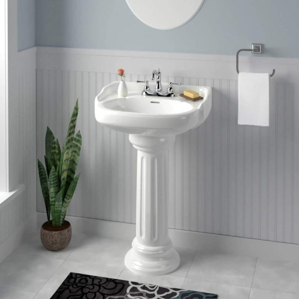 Cải Tạo Phòng Tắm Với Mẫu Bồn Rửa Tay Hiện Đại