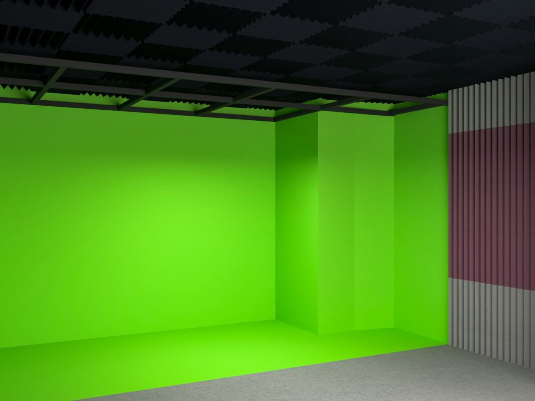 Thiết kế studio